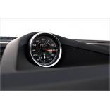 Часы или хронограф в передней панели Porsche Panamera