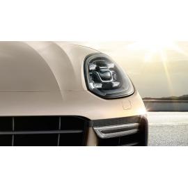 LED фары Porsche Macan