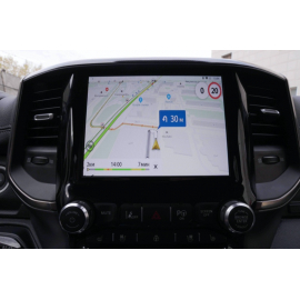 Яндекс навигация Dodge RAM1500 (2013-2020)