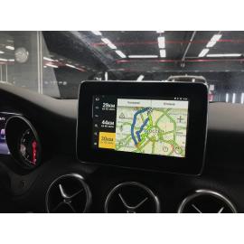 Яндекс навигация  Mercedes Benz B Class W246 (2013-2018)