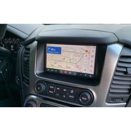 Яндекс навигация Chevrolet Tahoe (2015-2021)