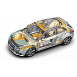 Шумоизоляция Toyota Prado 150