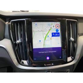 Яндекс навигация Volvo S60 Вольво (2019-2021)