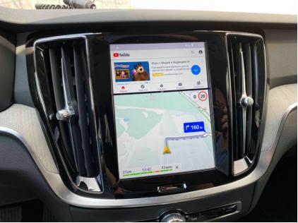 Навигация Volvo S60 (Андроид для Вольво С60 2019, 2020 и 2021)