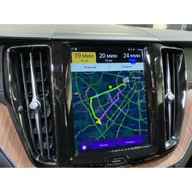 Яндекс навигация Volvo XC60 Вольво (2018-2020)