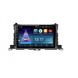 Штатная магнитола Android 8 Toyota Highlander U50 (20014-2020) Daystar DS-7094ZL