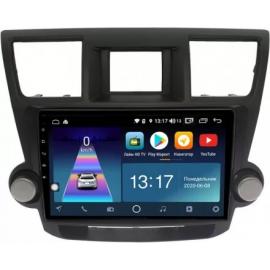 Штатная магнитола Android 8 Toyota Highlander U40 (2008-2013) Daystar DS-7194ZL