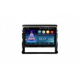 Штатное головное устройство Android 8 Toyota LC 200 (2016-2018) Daystar DS-8002ZL