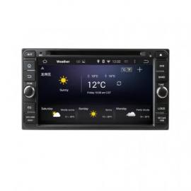 Штатное головное устройство Android 9 Toyota Highlander U20 (2000-2007) Carmedia KD-6957-P30
