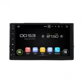 Штатное головное устройство Android 10 Toyota Corolla E180 (2017-2018) Carmedia KD-9406-P30