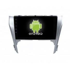 Магнитола Android 9 Toyota Camry V50 (2011-2014)  Carmedia KR-1017-T8