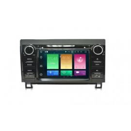 Штатная магнитола Android 8 Toyota Tundra (2007-2013) Carmedia NSO-8115