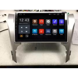 Штатное головное устройство Android 6 Toyota Camry V50 (2011-2014) Carmedia NM-049-MTK