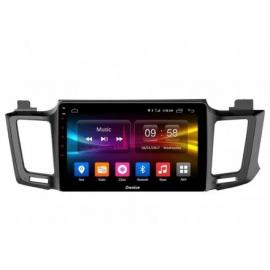 Штатная магнитола Android 6 Toyota RAV4 (2013-2018) Carmedia OL-1610-MTK