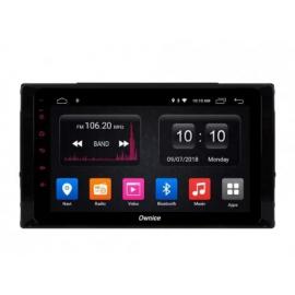 Штатная магнитола Android 10 Toyota Fortuner (2017-2020) Carmedia OL-8685-P6
