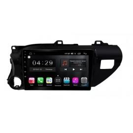 Магнитола Android 9 Toyota Hilux (2015-2020) Farcar RG588/1077R