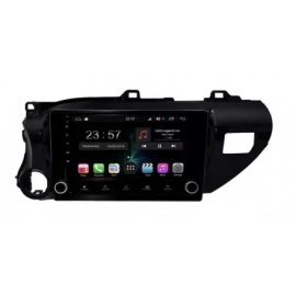 Штатная магнитола Андройд 9 Тойота Хайлюкс (2015-2020) Farcar RG588/1077RB