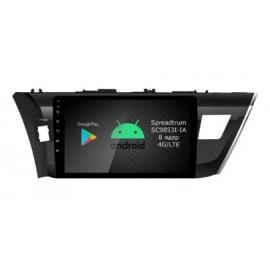 Магнитола Android 9 Toyota Corolla E160 (2013-2016) Roximo RI-1103