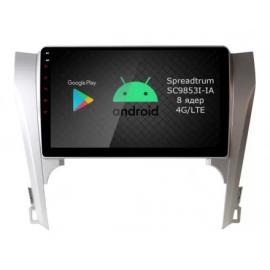 Штатное головное устройство Android 9 Toyota Camry V50 (2011-2014) Roximo RI-1118