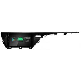 Магнитола Андройд 9 Тойота Камри V70 (2017-2020) Роксимо RI-1129 Low