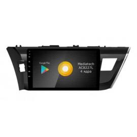 Штатная магнитола Android 10 Toyota Corolla E160 (2013-2016) Roximo S10 RS-1103