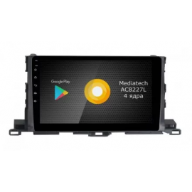 Штатная магнитола Android 10 Toyota Highlander U50 (2014-2020) Roximo S10 RS-1112