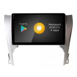 Штатная магнитола Android 10 Toyota Camry V50 (2011-2014) Roximo S10 RS-1118