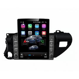Магнитола Андройд 9 Тойота Хайлюкс (2015-2020) Farcar RT588/1077R