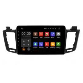 Штатное головное устройство Android 10 Toyota RAV4 (2013-2018) Roximo 4G RX-1110