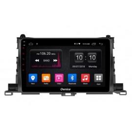 Магнитола Android 8 Toyota Highlander U50 (2014-2020) Ownice G60 S1601V