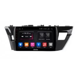 Штатная магнитола Android 10 Toyota Corolla E160 (2013-2016) Ownice G30 S1603J