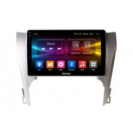 Штатное головное устройство Android 8 Toyota Camry V50 (2011-2014) Ownice G10 S1607E