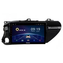 Магнитола Андройд 7 Тойота Хайлюкс (2015-2020) Ownice G50 S1686T