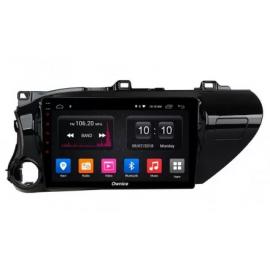 Штатное головное устройство Андройд 8 Тойота Хайлюкс (2015-2020) Ownice G60 S1686V