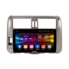 Штатное головное устройство Android 8 Toyota LC Prado 150 (2009-2013) Ownice G10 S9613E