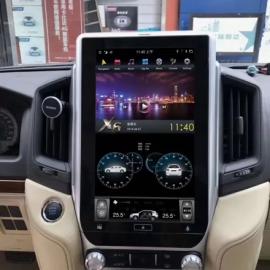 Штатная магнитола Android 9 Toyota LC 200 (2016-2018) Carmedia ZF-1807H
