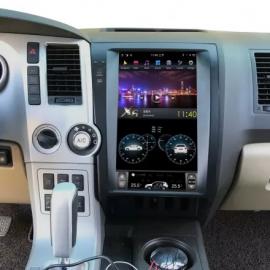 Штатное головное устройство Android 9 Toyota Tundra (2007-2013) Carmedia ZF-1818-DSP