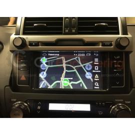 Блок навигации для Тойота Прадо 150