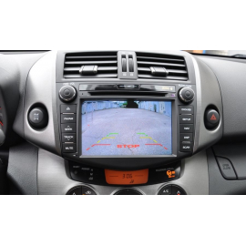 Камера заднего Toyota RAV4