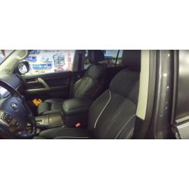 Комфортные сиденья Toyota Land Cruiser 200