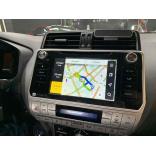 Блок навигации Toyota Land Cruiser Prado 150 (2017-2018, 2019)