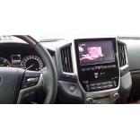 Цифровой ТВ тюнер Toyota Land Cruiser 200 (2016-2017, 2018)