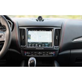 Яндекс навигация Maserati Levante