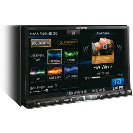 Магнитола 2 DIN Alpine X800D-U