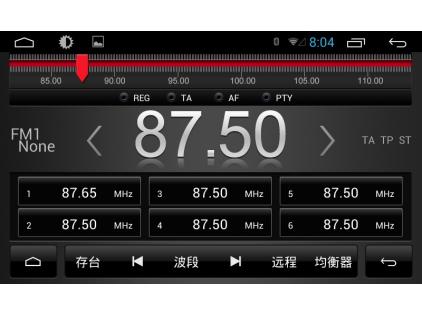 Головное устройство Опель Зафира Андроид 4.4.2