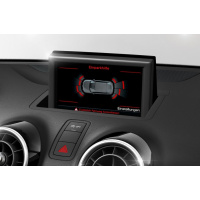 Датчики парковки Ауди Ку3, Парктроники Audi Q3