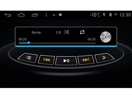 Штатная магнитола FarCar s160 для Volkswagen Tiguan 2007, 2008, 2009, 2010, 2011, 2012, 2013, 2014, 2015, 2016