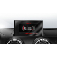 Датчики парковки Ауди А3, Парктроники Audi A3