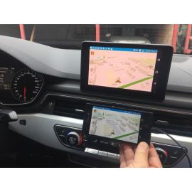 Зеркало телефона Audi Q5 2017, 2018, 2019