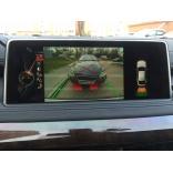 Штатная камера заднего вида BMW X5, X6 (F15/F16)